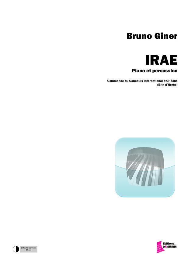 Irae (piano et percussion)