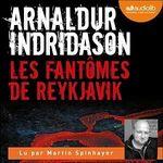 Vente AudioBook : Les Fantômes de Reykjavik  - Arnaldur Indridason