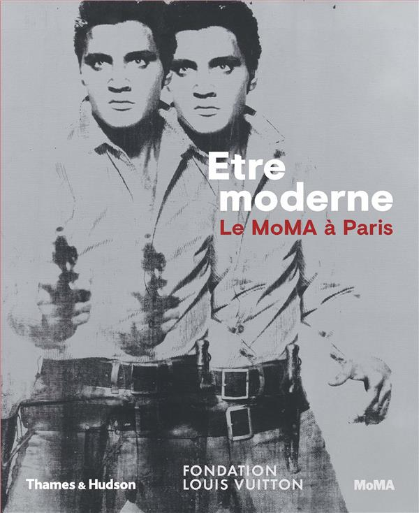 Etre moderne : le moma a paris (expo fondation louis vuitton)