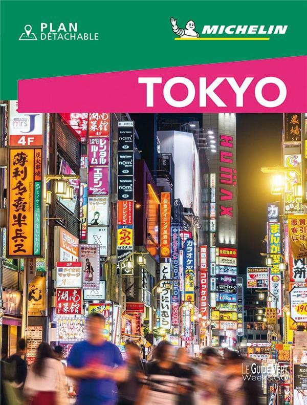 GUIDE VERT WEEK END TOKYO