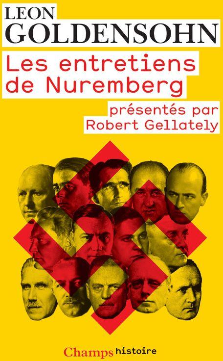 Les entretiens de Nuremberg