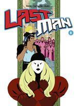Couverture de Lastman - T02 - Lastman