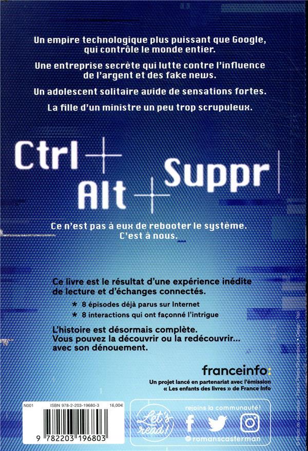 Ctrl+Alt+Suppr t.1