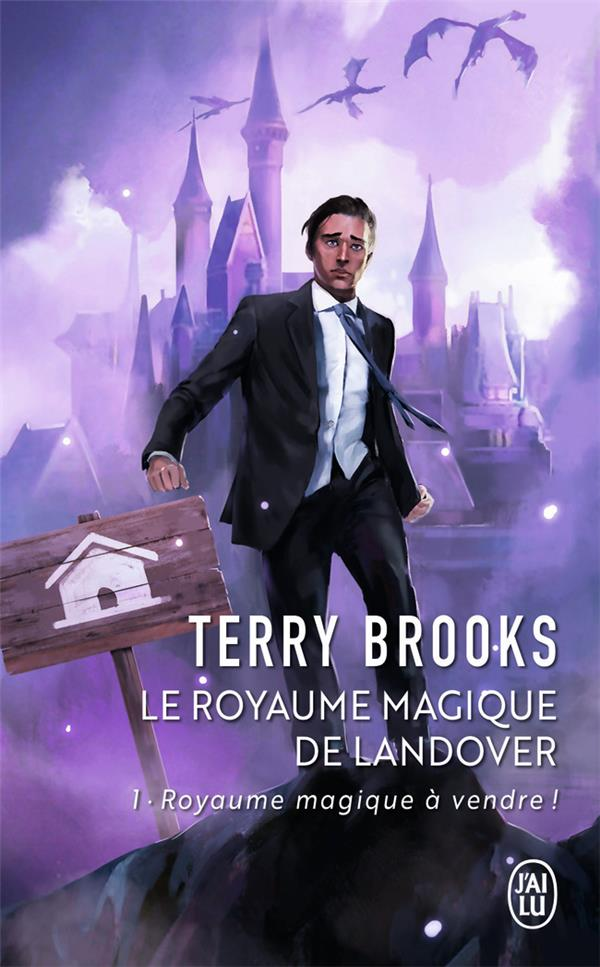 Le royaume magique de Landover T.1 ; royaume magique à vendre !
