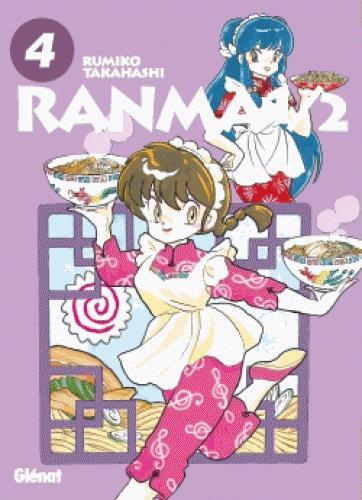 Ranma 1/2 - édition originale T.4