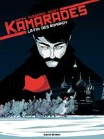 Vente EBooks : Kamarades - Tome 1 - La fin des Romanov  - Mayalen Goust