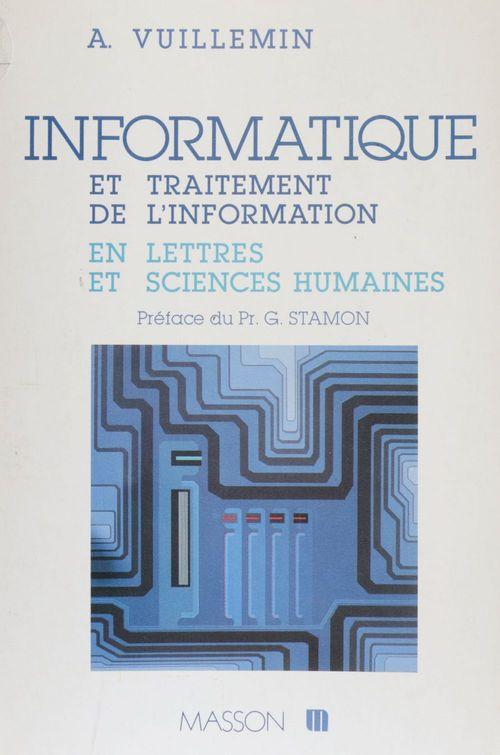Informat.lettres sc huma
