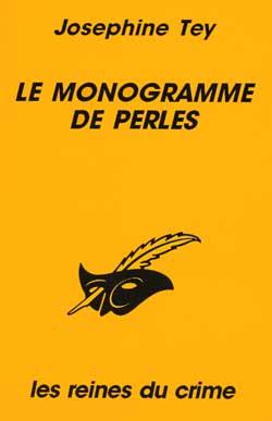 Le monogramme de perles