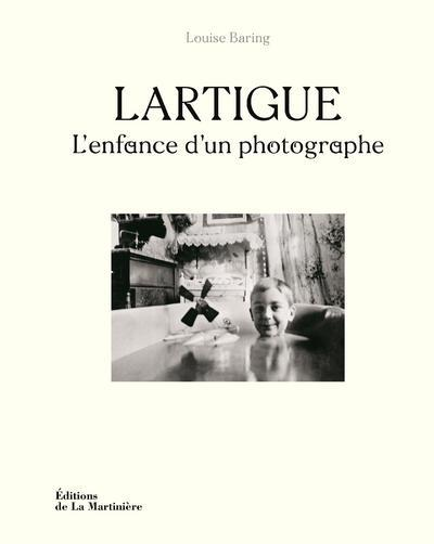 Lartigue ; l'enfance d'un photographe
