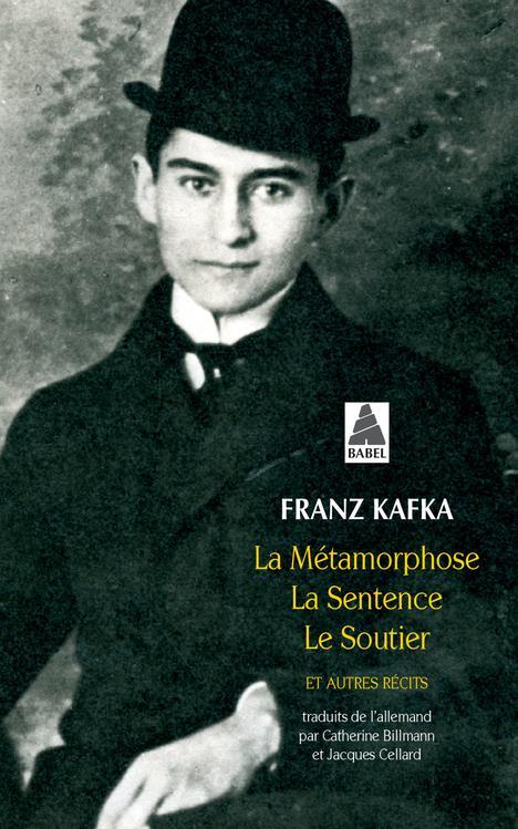 Intégrale des récits de Kafka t.1 ; la métamorphose ; la sentence ; le soutier ; et autres récits