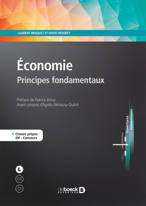 économie ; principes fondamentaux