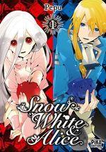 Vente EBooks : Snow White & Alice T01  - Pepu