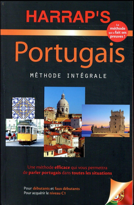 XXX - HARRAP'S METHODE INTEGRALE DE PORTUGAIS - LIVRE