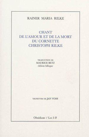Chant De Lamour Et De La Mort Du Cornette Christoph Rilke