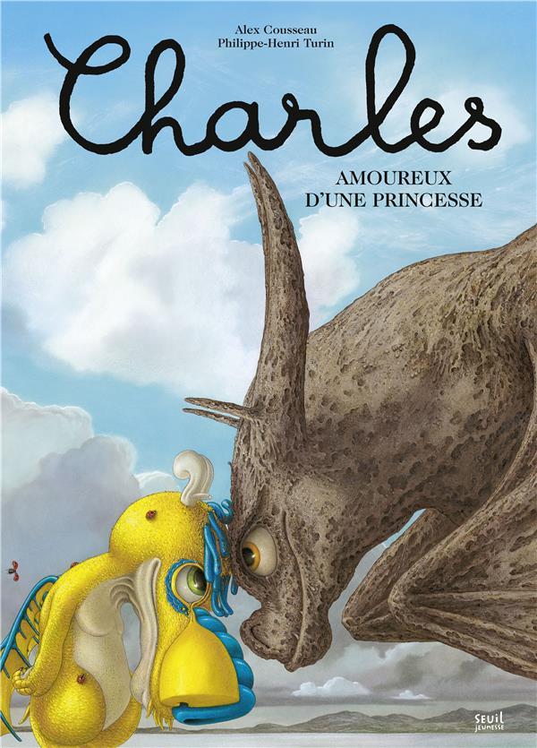 Charles ; amoureux d'une princesse