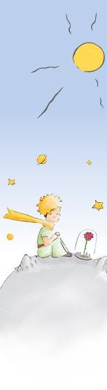 Marque-page Le Petit Prince T.17