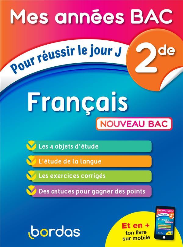 Français ; 2de (édition 2019)