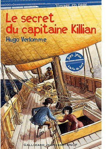 Le secret du capitaine killian