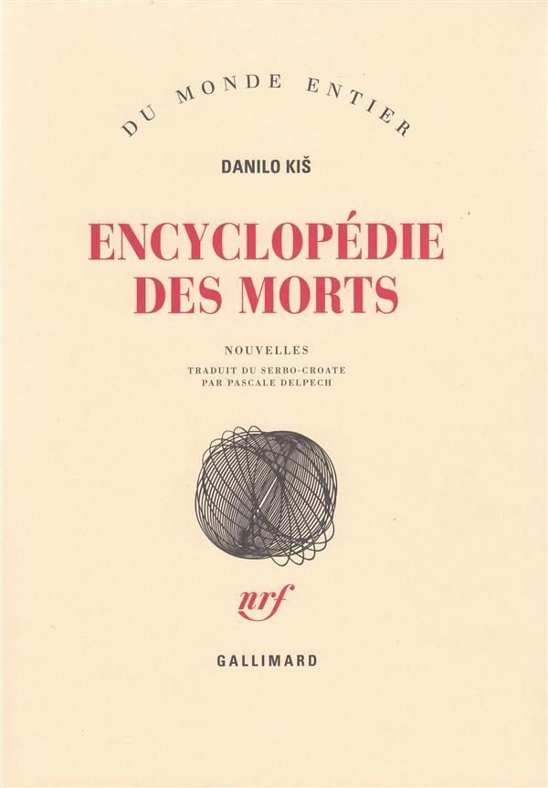 ENCYCLOPEDIE DES MORTS
