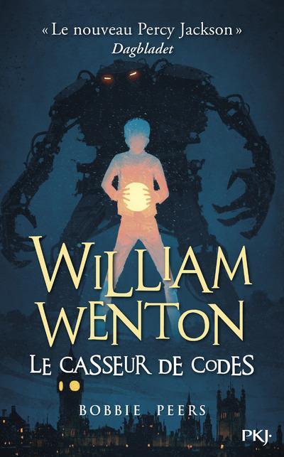 William Wenton t.1 ; le casseur de codes