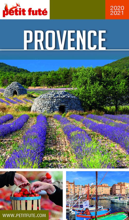 GUIDE PETIT FUTE ; REGION ; Provence (édition 2020)