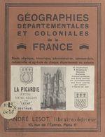 Vente Livre Numérique : La Picardie  - Lucien Lecat - André Destruel