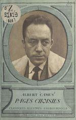 Vente Livre Numérique : Pages choisies : Albert Camus  - Albert Camus - Louis Faucon