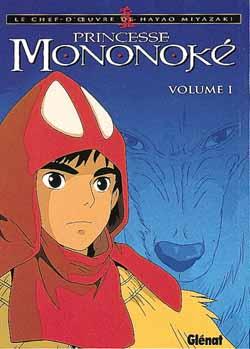 Princesse Mononoke T.1