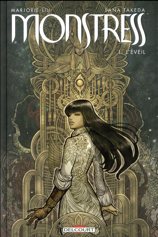 Monstress T.1 ; l'éveil
