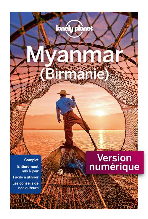 Myanmar (Birmanie) (édition 2017)
