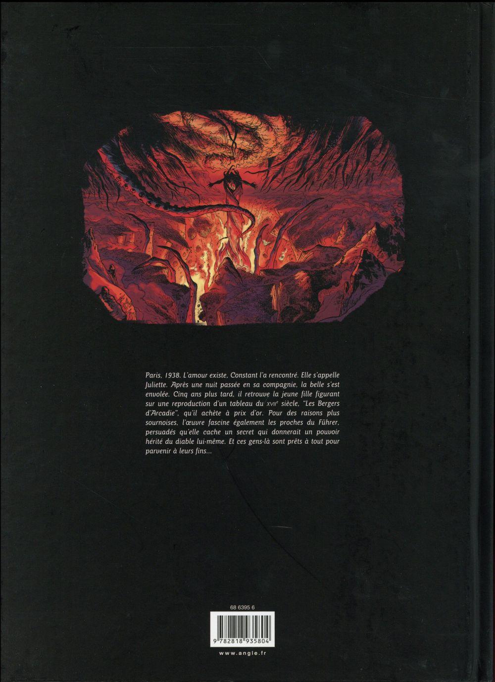 L'héritage du diable ; INTEGRALE T.1 A T.4
