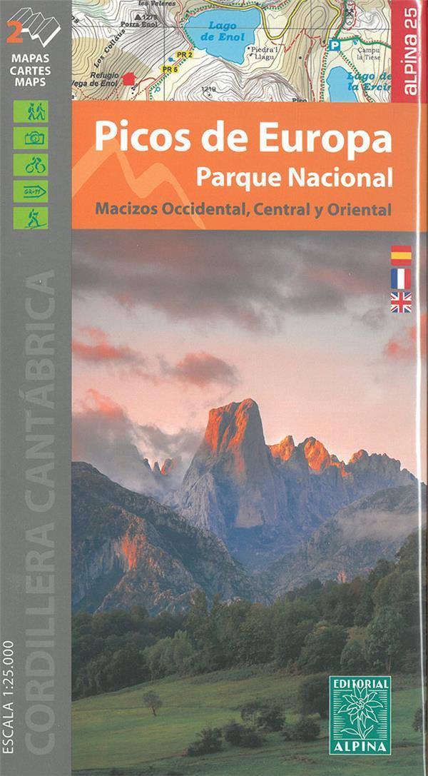 Picos de Europa ; parque nacional