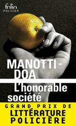 Vente Livre Numérique : L'honorable société  - Dominique Manotti - DOA