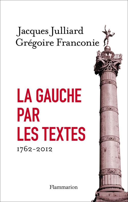 La gauche par les textes ; 1762-2012