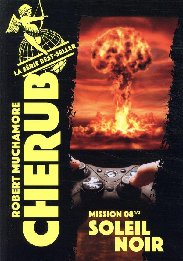 Cherub mission t.8 1/2 ; soleil noir