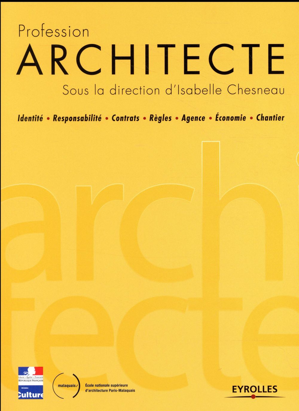 profession architecte