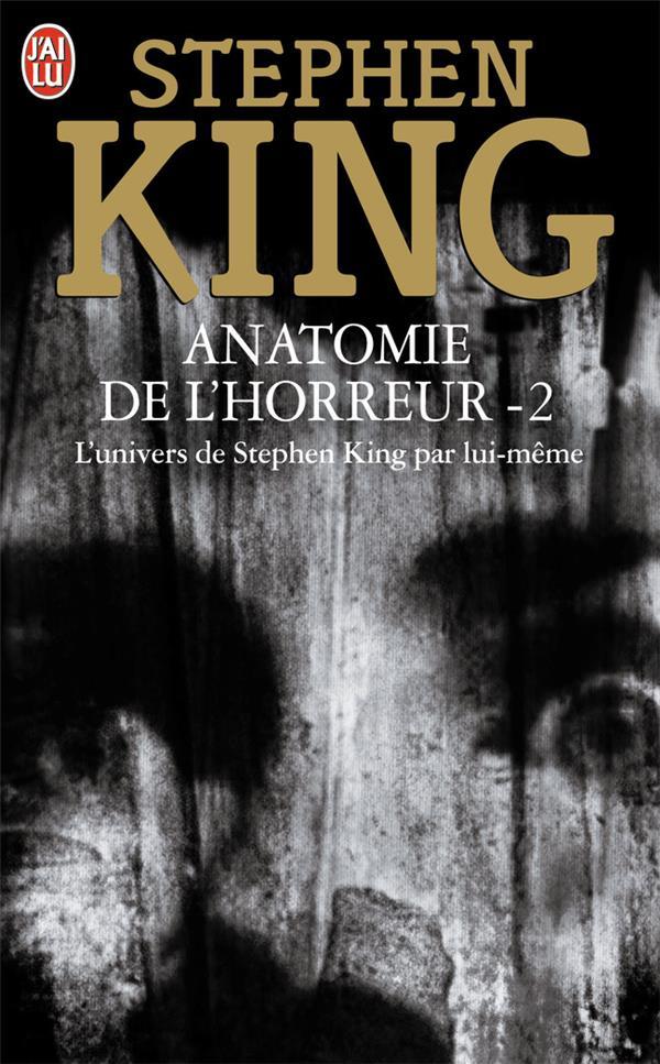 Anatomie De L'Horreur T.2