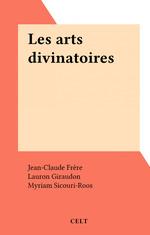 Vente EBooks : Les arts divinatoires  - Jean-Claude Frère