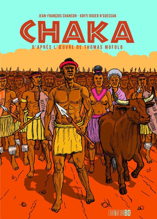 Chaka d'après l'oeuvre de Thomas Mofolo