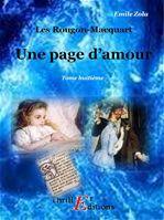 Une page d'amour  - Emile Zola