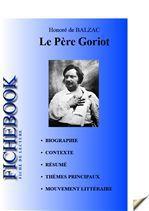 Fiche de lecture Le Père Goriot