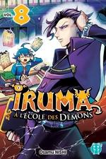 Vente Livre Numérique : Iruma à l'école des démons T08  - Osamu Nishi