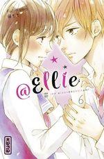 Vente Livre Numérique : @Ellie #je n'ai pas besoin de petit ami T.6  - Momo Fuji