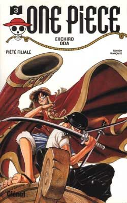 One Piece T.3 ; Piete Filiale