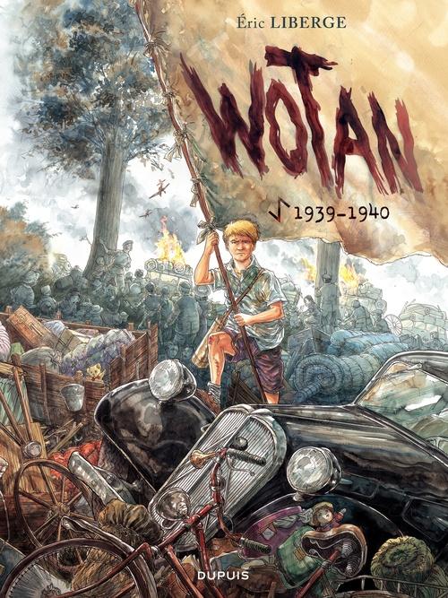 Wotan t.1 ; 1939-1940