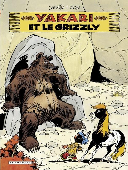 Yakari t.5 ; Yakari et le grizzly