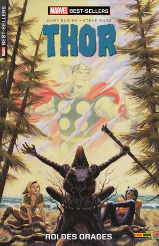 Marvel best-sellers ; thor ; roi des orages