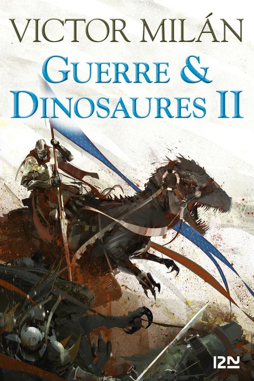Guerre & dinosaures T.2