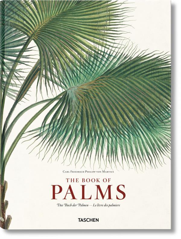Carl Friedrich Philipp von Martius ; the book of palms