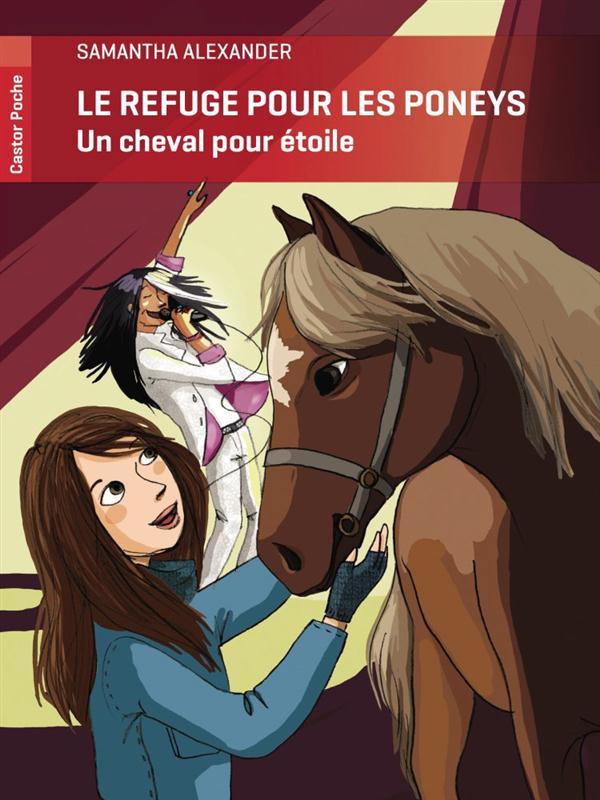 Le refuge pour les poneys ; un cheval pour Etoile